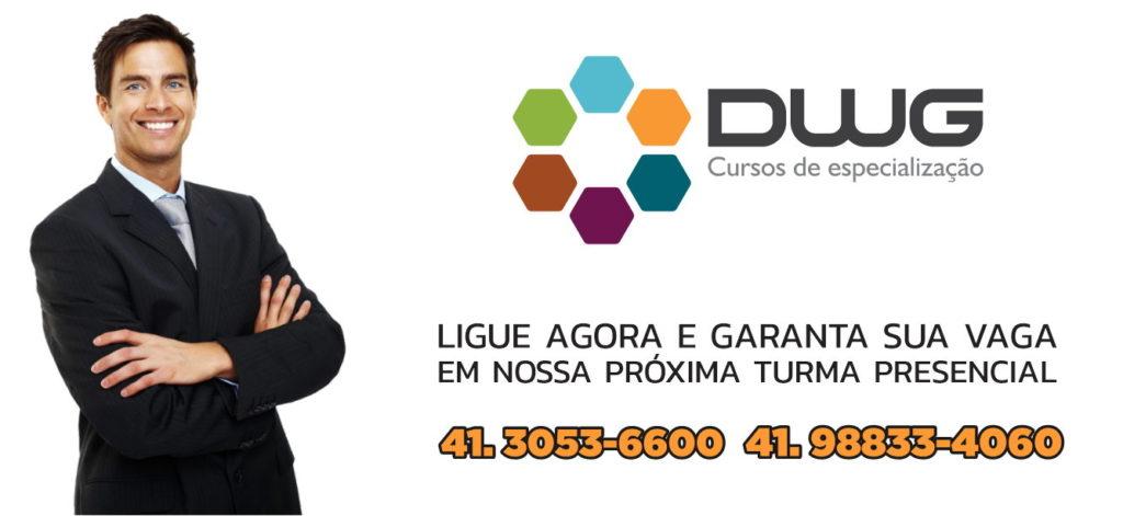 DWG CURSOS PROFISSIONALIZANTES EM CURITIBA