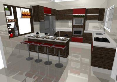 O curso de Promob Plus foi preparado especialmente para o pessoal do setor moveleiro e de arquitetura que deseja desenvolver e documentar móveis planejados, em um ambiente 3D de fácil manipulação. Designer de interiores.